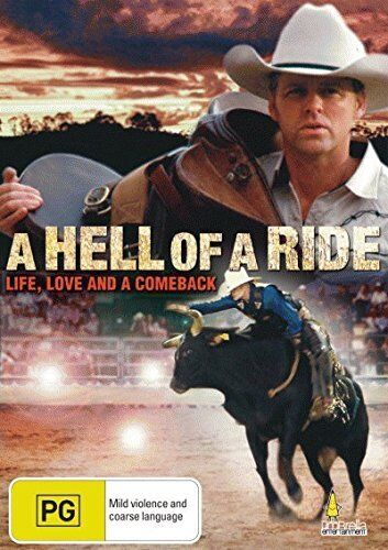 A HELL OF A RIDE (2009 Marcus Pointon) - DVD -  UK Compatible - sealed