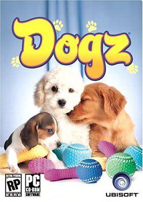 Computer Games - Petz Dogz 1 PC Games Windows 10 8 7 XP Computer kid dog animal pet sim pets
