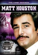 Matt Houston DVD