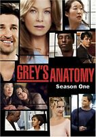 Grey's Anatomy Complete First Season