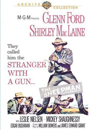 THE SHEEPMAN (1958 Glenn Ford) - Region Free DVD - Sealed
