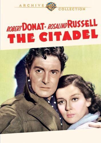 THE CITADEL (1958 Robert Donat) - Region Free DVD - Sealed