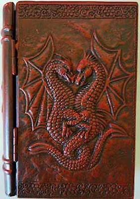 "Double Dragon Tarot Box in ""Book Box"" Style!"