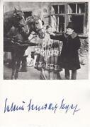 Autogramm Tatort