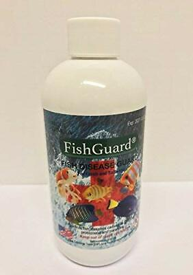 FishGuard Fresh & Salt Water Fish Treatment (TissuePro) FREE SHIPPING Fish Water Treatment