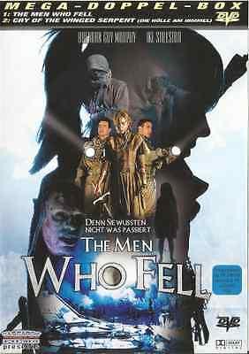 Fell + Die Hölle am Himmel ( Horror-Sci-Fi ) mit Ike Stielst (Die Halloween 2 Film)