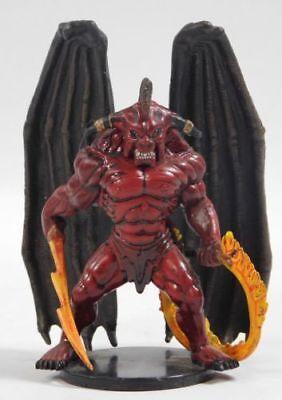 D&D Mini - BALOR  #41 Demon Prince!! (Underdark - RARE & SEALED W/ BOTH CARDS!!), usado segunda mano  Embacar hacia Argentina