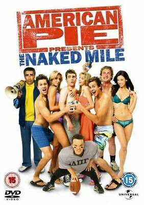 , American Pie Presents: the Naked Mile [DVD], Very Good, DVD ()