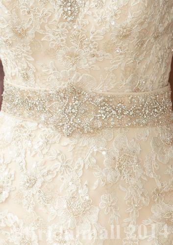 Bridal rhinestone applique ebay rhinestone bridal sash solutioingenieria Images