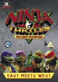 *RARE* Ninja Turtles: The Next Mutation [DVD]