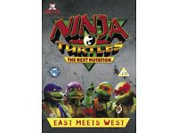 *RARE* Ninja Turtles: The Next Mutation [DVD]