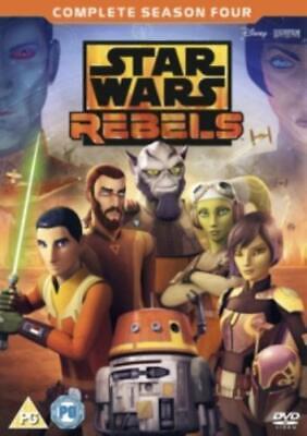 Star Wars Rebels: Complete Season 4 =Region 2 DVD,sealed=