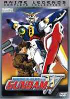 Gundam Wing DVD Collection #1 and #2  ($350 OBO)