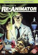 Re-animator DVD
