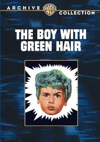 BOY WITH GREEN HAIR (1949 Pat O'Brien) Region Free DVD - Sealed