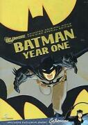 Batman Year One DVD