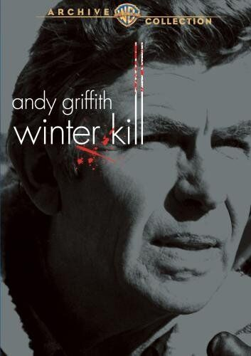 WINTER KILL (1974 Andy Griffith) Region Free DVD - Sealed