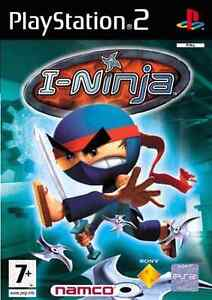 Looking for: I-Ninja for PS2 or Gamecube