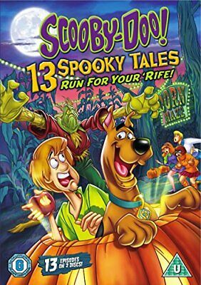 Scooby-Doo: Run for your Rife [DVD] [2014][Region 2] - Children's Movies For Halloween