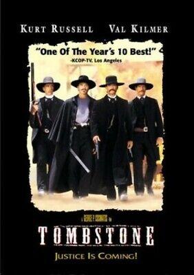 Tombstone [New DVD]