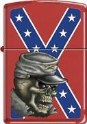 Rebel Flag Zippo