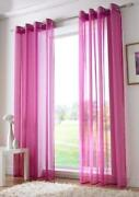 Cerise Pink Curtains