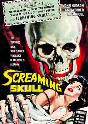 The Screaming Skull [New DVD] - Screaming Skull