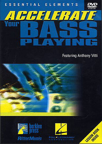 Learn How To Play Bass Guitar DVD Lesson Tutor Book NEW
