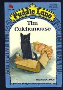 Tim Catchamouse (Ladybird Puddle Lane Stage 1),Sheila K. McCullagh