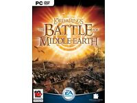 The Lord of the Rings: The Battle for Middle-earth (PC DVD)