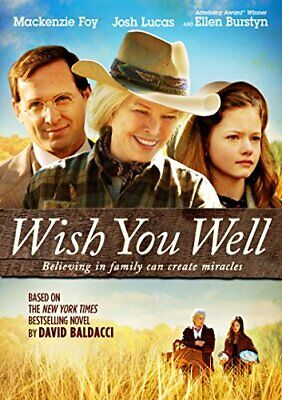 Wish You Well [DVD] NEW!