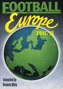 Football-in-Europe-2012-13-European-Statistics-book-Results-League-Tables-UEFA