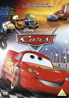 Cars (DVD, 2006) NEW