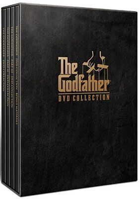 The Godfather Collection (The Godfather DVD