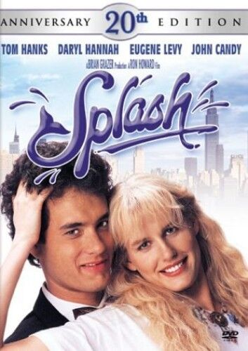 Splash [new Dvd] Anniversary Edition, Special Edition, Widescreen