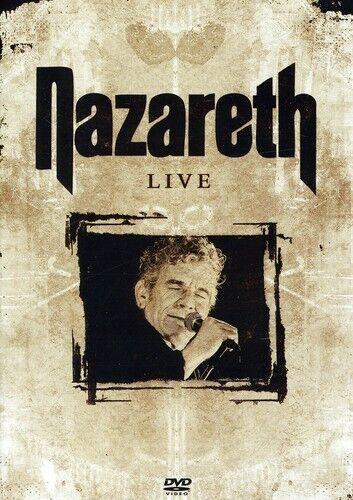 Nazareth - Live [new Dvd]