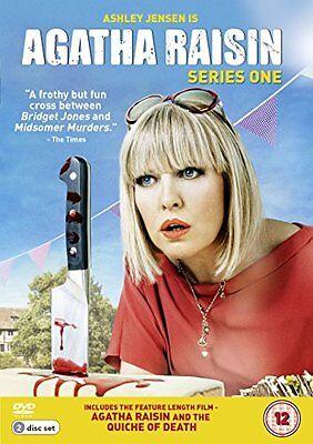 Agatha Raisin - Series 1 [DVD][Region 2]