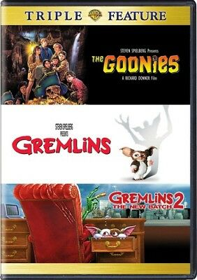 Goonies/Gremlins/Gremlins 2: The New Batch [New DVD] 3 Pack