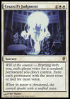 Sorcery Judgment Individual Magic: The Gathering Cards