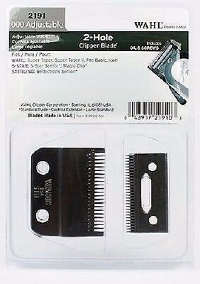 WAHL CORDED MAGIC CLIP REPLACEMENT CLIPPER BLADE  *ACTUAL MAGIC BLADE* ()