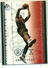 SP Authentic Rookie Box Basketball Trading Cards