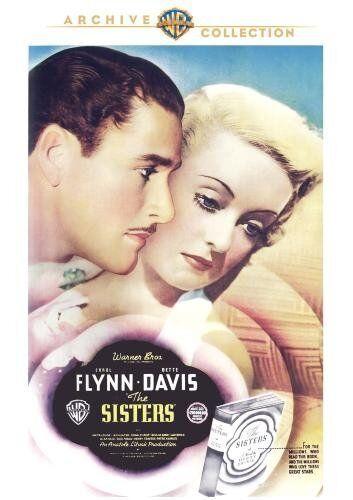 SISTERS (1938 Errol Flynn, Bette Davis) Region Free DVD - Sealed