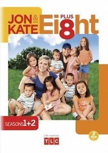 Jon & Kate Plus Eight Seasons 1 & 2 London Ontario image 1