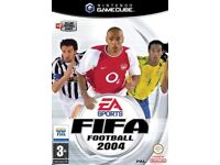 FIFA Soccer 2004 (Nintendo GameCube, 2003) With Booklet