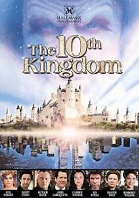 The 10th Kingdom (DVD, 2-Disc Set) Tenth Kingdom - NEW & Sealed Rare Hallmark