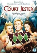 The Court Jester DVD