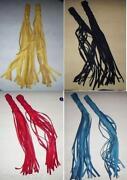 Leather Hair Ties