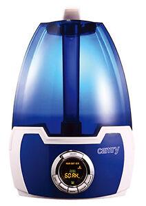 hocheffektiver Ultraschall Luftbefeuchter mit LCD Display Timer Ionisator NEU