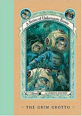 The Grim Grotto  A Series Of Unfortunate Events  Book 11  By Lemony Snicket