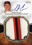Baseball Patch Cards